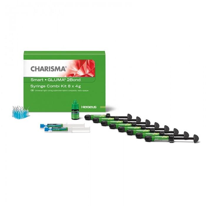 Набор Каризма Смарт Charisma Smart Syringe Combi kit 8*4g+G2B арт.66060400