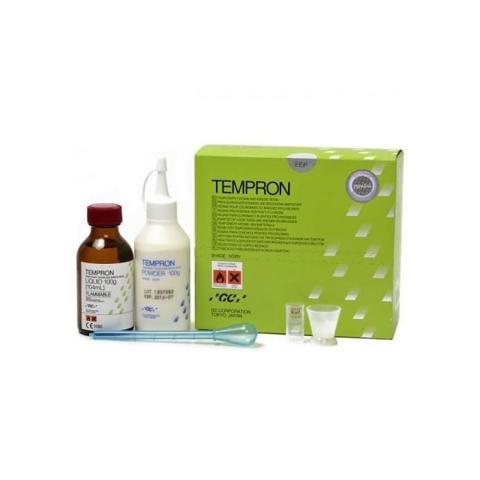 GC Tempron (порошок 100 гр, жидкость 104 мл), арт.003439
